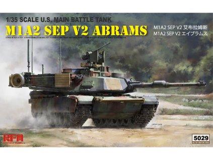 M1A2 SEP V2 ABRAMS 1:35