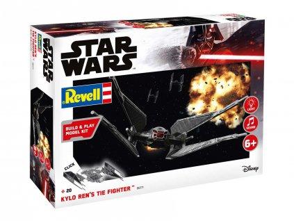 Build Play SW 06771 Kylo Ren s TIE Fighter svetelne a zvukove efekty 1 70 a103408543 10374