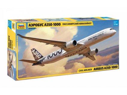 Model Kit letadlo 7020 Airbus A 350 1000 1 144 a98929395 10374