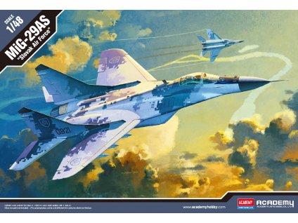 Model Kit letadlo 12227 MIG 29AS LE 1 48 a105829467 10374