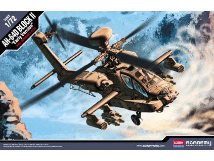 Model Kit vrtulnik 12514 U S ARMY AH 64D 1 72 a105829962 10374