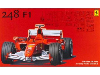 Ferrari 248 F1 Schumacher Michael 2006 1:20