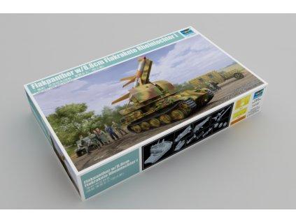 Flakpanther w/8.8cm Flakrakete Rheintochter I 1:35