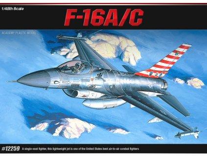 F-16A/C 1:48