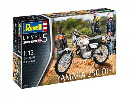 Plastic ModelKit motorka 07941 Yamaha 250 DT 1 1 8 a99290889 10374