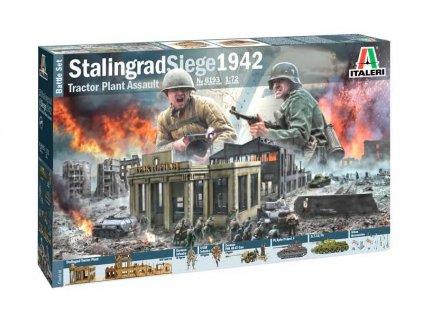Model Kit diorama 6193 STALINGRAD SIEGE 1942 1 72 a100677704 10374