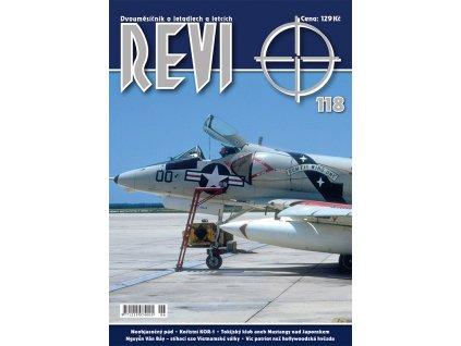 Obalka REVI 118