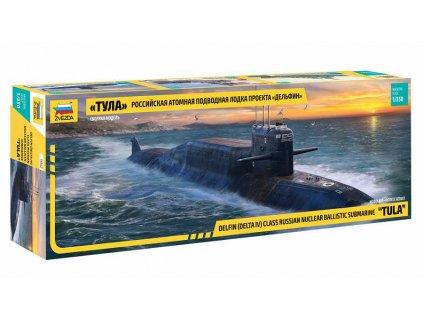 Model Kit ponorka 9062 Tula Submarine Delfin Delta IV Class 1 350 a109313064 10374
