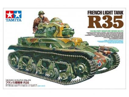 French Light Tank R35 1:35