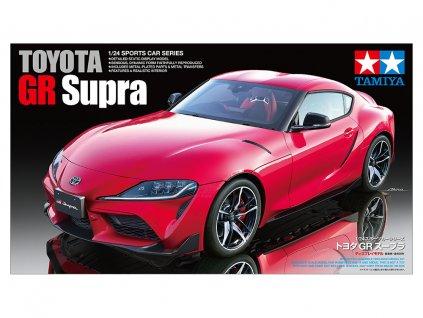 Toyota GR Supra 1:24