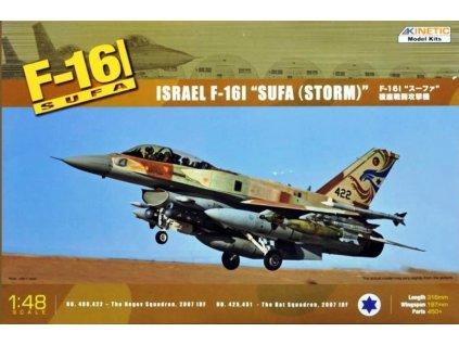 F-16I SURF 1:48