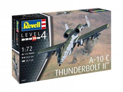 Plastic ModelKit letadlo 03857 A 10C Thunderbolt II 1 72 a109309052 10374