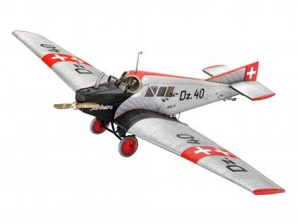 ModelSet letadlo 63870 Junkers F 13 1 72 a109310910 10374