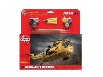 Starter Set vrtulnik A55307A Westland Sea King HAR 3 1 72 a109444502 10374