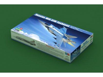 MiG-31BM. w/KH-47M2 1:48