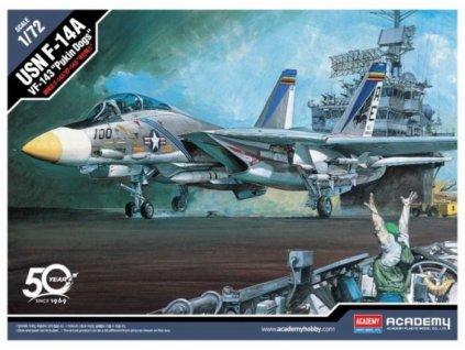 "USN F-14A ""VF-143 Pukin Dogs"" 1:72"