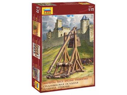 Wargames AoB katapult 8516 Medieval Siege Engine Trebuchet 1 72 a109313040 10374