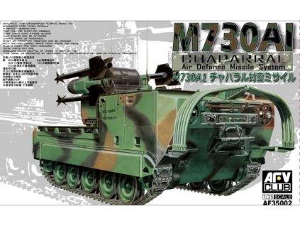 M730A1 CHAPARAL Air Defense Missle System 1:35