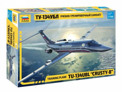 Model Kit letadlo 7036 Training plane TU 134UBL CRUSTY B 1 144 a109312877 10374