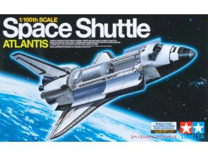 Space Shuttle Atlantis 1:100