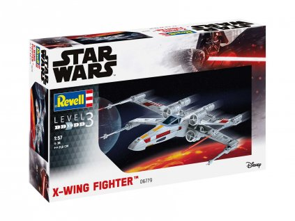 Plastic ModelKit SW 06779 X wing Fighter 1 57 a109308325 10374