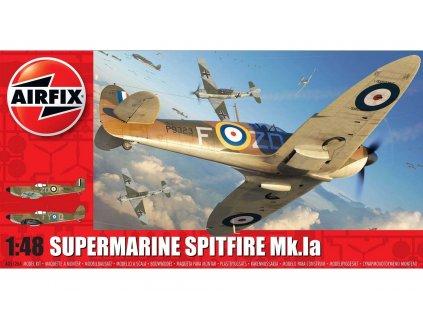 Classic Kit letadlo A05126A Supermarine Spitfire Mk 1a 1 48 a109444803 10374