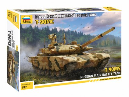 Model Kit tank 5065 T 90MS 1 72 a109312624 10374