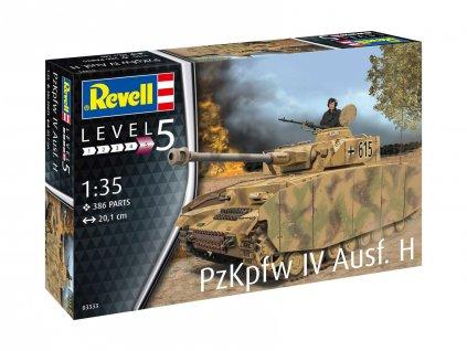 Plastic ModelKit tank 03333 PzKpfw IV Ausf H 1 35 a109310663 10374