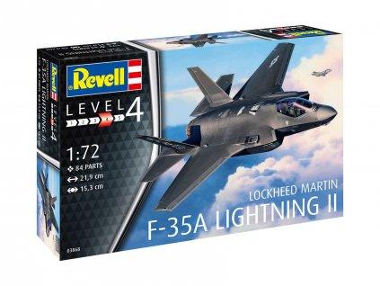 F-35A Lightning II 1:72