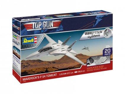 EasyClick letadlo 04966 Maverick s F 14 Tomcat Top Gun 1 72 a109308265 10374