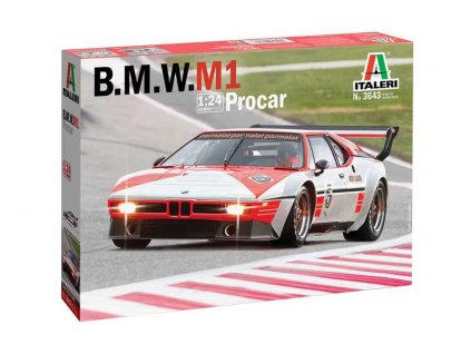 Model Kit auto 3643 BMW M 1 Pro Car 1 24 a100677931 10374