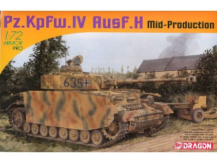 Model Kit tank 7279 Pz Kpfw IV Ausf H Mid Production 1 72 a112142015 10374