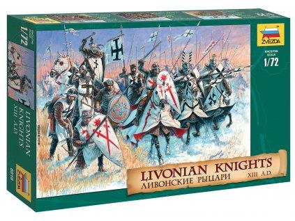 Wargames AoB figurky 8016 Livonian Knights XIII XIV A D 1 72 a63857756 10374