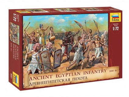 Wargames AoB figurky 8051 Egyptian Infantry 1 72 a63859233 10374