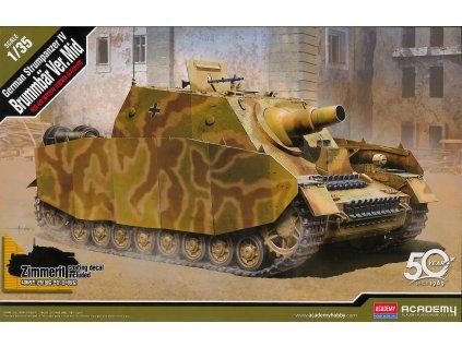 Model Kit military 13525 German Strumpanzer IV Brummbar Ver Mid 1 35 a112643477 10374