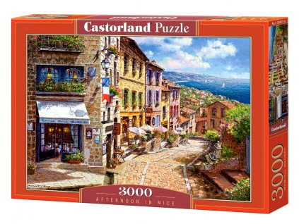 Afternoon In Nice, Puzzle 3000