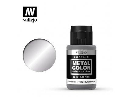 metal color vallejo duraluminum 77702