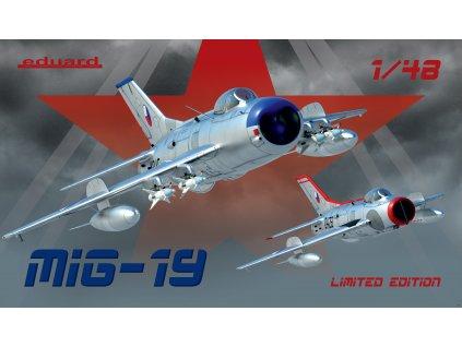 MiG-19 1:48