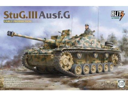 StuG.III Ausf.G early production 1:35