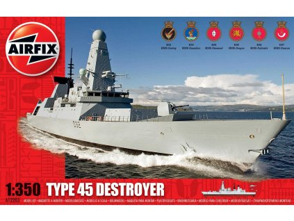 Classic Kit lod A12203 Type 45 Destroyer 1 350 a109444878 10374