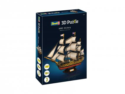 3D Puzzle REVELL 00171 HMS Victory a99952344 10374