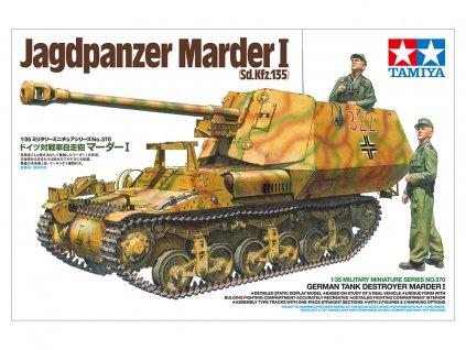 Jagdpanzer Marder I (Sd.Kfz.135) 1:35
