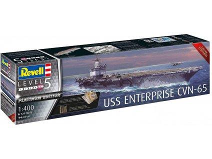 USS Enterprise CVN-65 1:400
