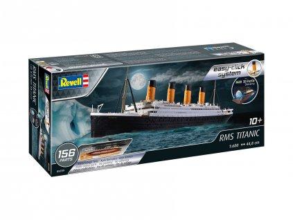 EasyClick diorama 05599 RMS Titanic 3D Puzzle Iceberg 1 600 a109308380 10374