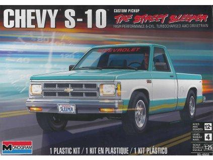 Plastic ModelKit MONOGRAM auto 4503 90 Chevy S 10 1 25 a113214521 10374