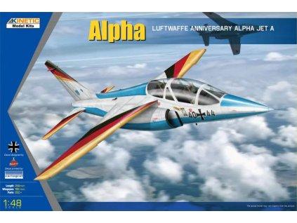 Alpha Jet Lufftwaffe 1:48