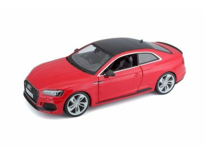 Audi RS 5 coupe (red) 1:24