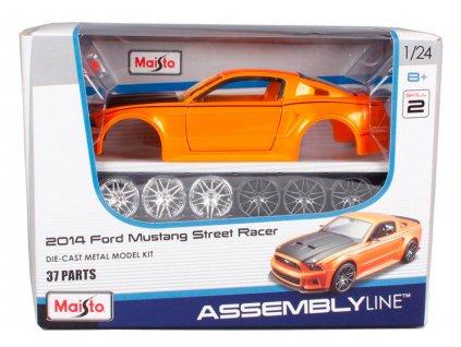 2014 Ford Mustang Street Racer Kit 1:24