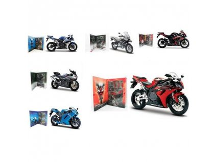Motorcycle assembly Kit 1:12
