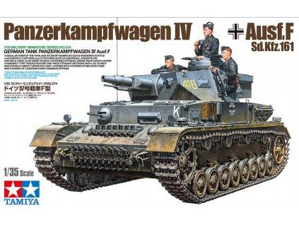 Pz.Kpfw.IV Ausf.F 1:35